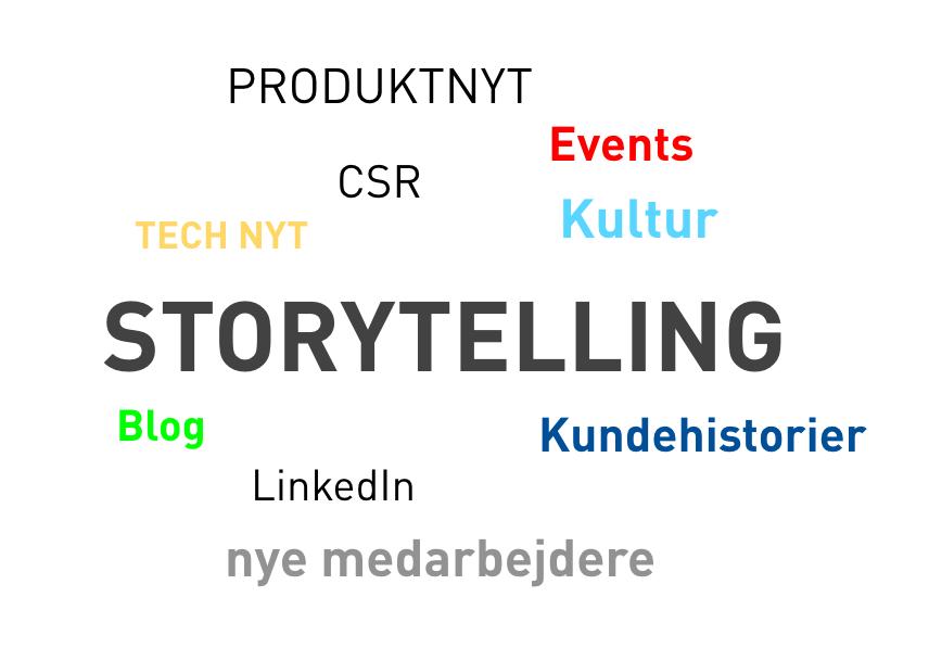 TÆNDT STORYTELLING
